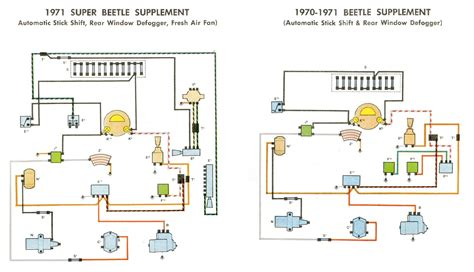 1973 Vw Beetle Light Wiring Diagram Taillight by 1969 71 Beetle Wiring Diagram Thegoldenbug