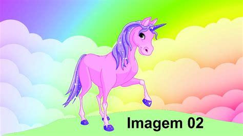papel de parede  adesivo unicornio unicornios