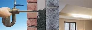 Isolation Mur Intérieur Polyuréthane : isolation par insufflation d d isolation ~ Melissatoandfro.com Idées de Décoration