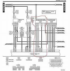 1989 Subaru Wiring Diagram