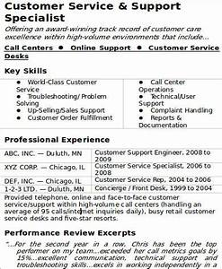 Call Centre Resume Sample Sample Customer Service Resume Examples In Word Pdf