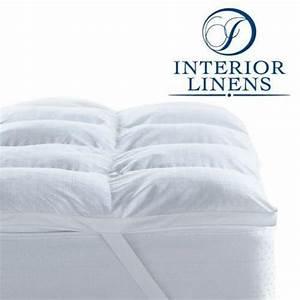 thick mattress pad ebay With best thick mattress topper
