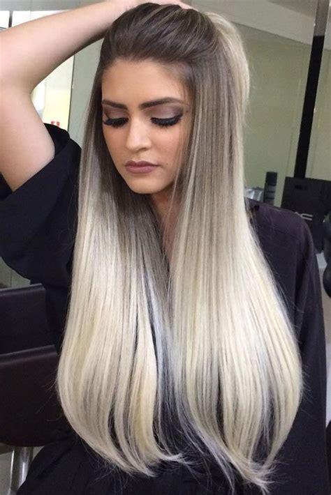 umbre hair style die besten 25 ombre hair ideen nur auf ombr 233 2463