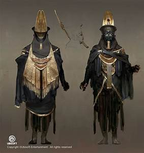 Assassin's Creed Origins Concept Art by Jeff Simpson ...