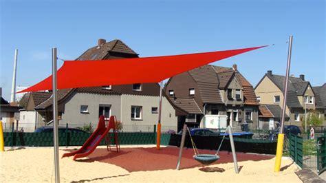 sonnensegel fuer kindergarten kita von pina design