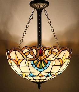 classic floyd 16inch tiffany ceiling light With floyd tiffany floor lamp