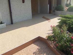 Resine Pour Gravier : rsine sol extrieur great revetement sol exterieur gravier ~ Premium-room.com Idées de Décoration