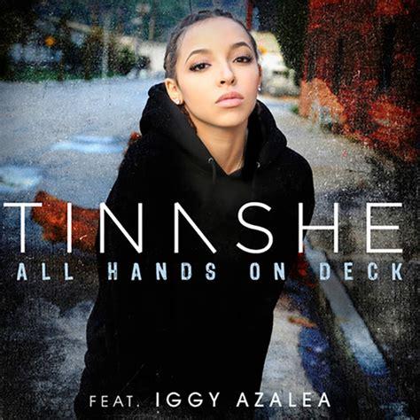 tinashe all on deck tinashe all on deck ft iggy azalea
