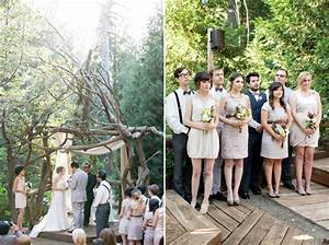 Wooded Wedding | Best Wedding Blog - Grey Likes Weddings