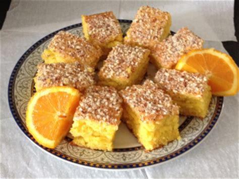 gâteau à l 39 orange khobzet borgden dessert