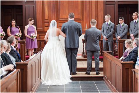 wren chapel and yorktown freight shed wedding