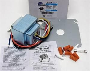 Pm43440 Transformer Primary 120  208