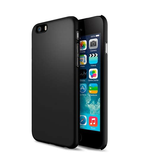 iphone 6 insurance apple iphone 6 printed back covers by wow black buy
