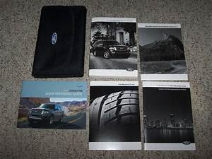 2015 Ford Expedition Owner Operator User Manual Xlt