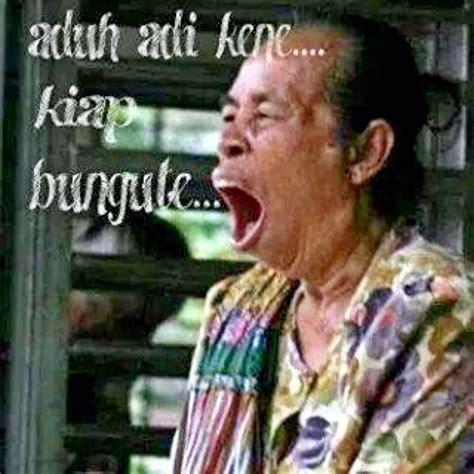 kumpulan meme bahasa bali lucu humor lucu banget