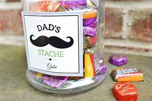 Dad  U0026 39 Stache U0026 39  Father U0026 39 S Day Gift Idea