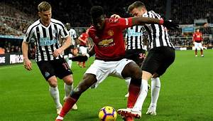 Newcastle 0-2 Man Utd: Report, Ratings & Reaction as ...