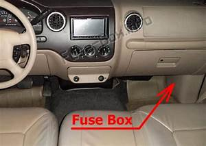 Fuse Box Diagram  U0026gt  Ford Expedition  U222  2003