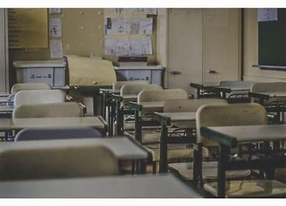 Union Area Empty Covid Classroom District