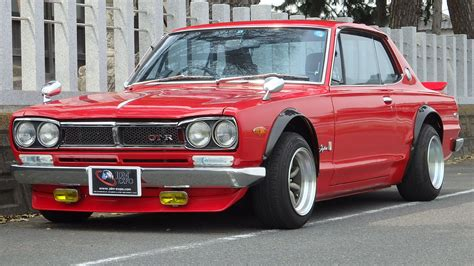 Hakosuka For Sale Nissan Skyline Kgc10 Gtr Clone Coupe At