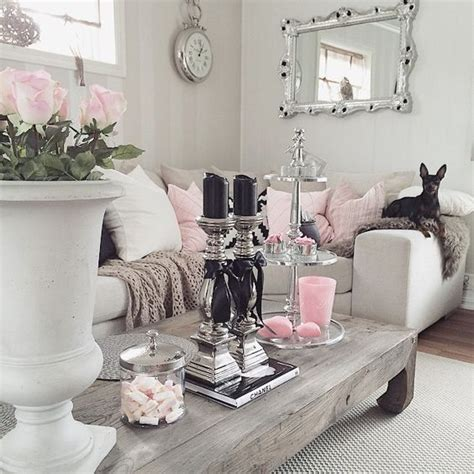 Grau Rosa Zimmer by 9 Gorgeous White Grey And Pink Interiors That Make You