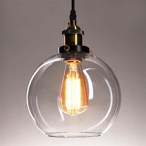 glass shade chandelier vintage glass ceiling pendant chandelier industrial light