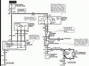 Ford Expedition Air Conditioning Diagram