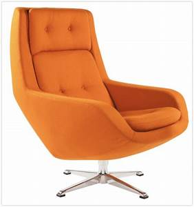Top 7 Orange Lounge Swivel Chairs In 2017