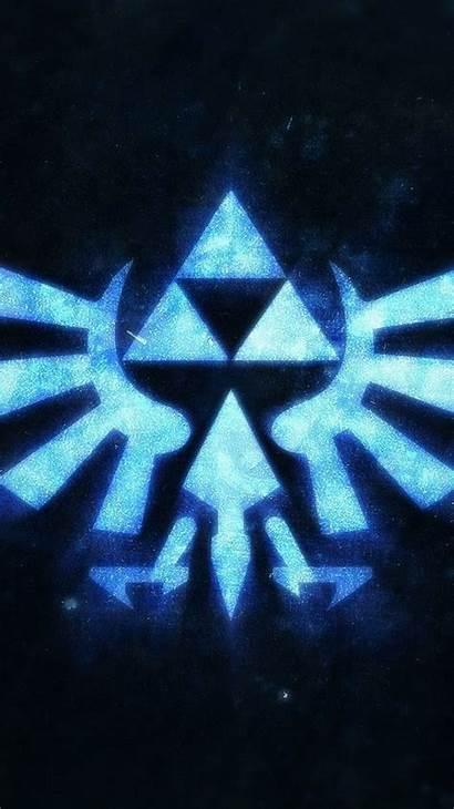 Sheikah Eye Zelda Legend Wallpapers Breath Wild