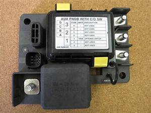 Kjhg 2619  International 4300 Fuse Box Panel Diagram Get