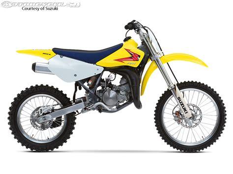 Suzuki Dirt Bike by 2013 Suzuki Dirt Bike Models Photos Motorcycle Usa