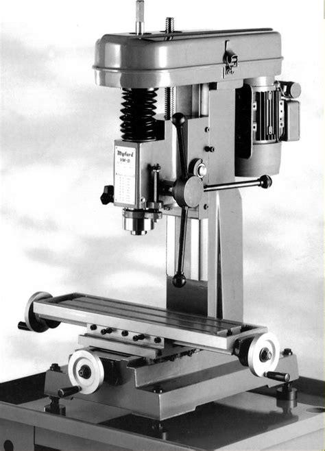 myford milling machines  machine tools pinterest