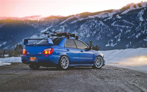 Subaru Impreza Wrx Hd Wallpaper