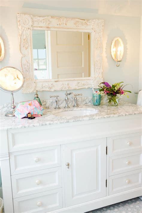 Mermaid Loft Bathroom Reveal    Pink