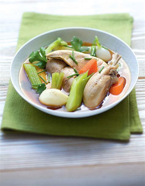 la poule au pot recette recette de la poule au pot facile