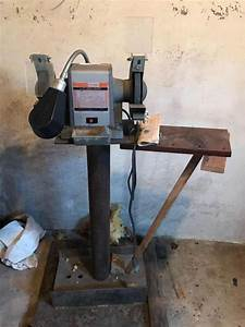 Sears Craftsman 1  2 Hp Bench Grinder