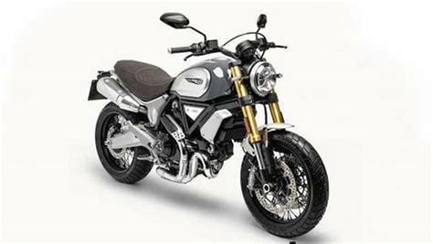 Ducati Scrambler 1100 Image by Leaked Ducati Scrambler 1100 Images Out Before Eicma 2017