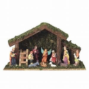 Krippe Weihnachten Holz : holzkrippe mit 11 figuren weihnachtskrippe holz krippe krippenstall weihnachten ebay ~ A.2002-acura-tl-radio.info Haus und Dekorationen