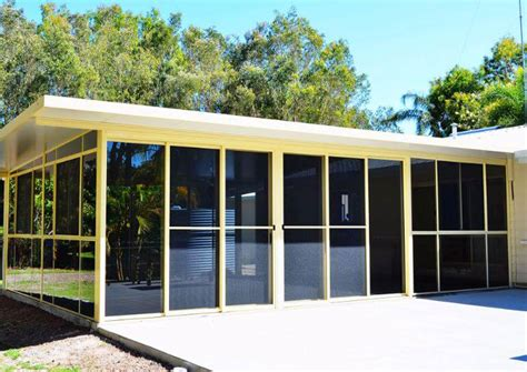 patio glass room enclosures brisbane sunshine coast