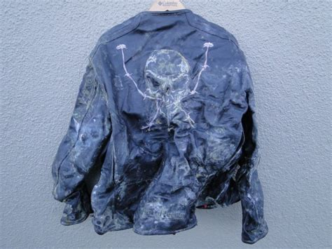 leather jacket cleaned  mildew treated leather repair