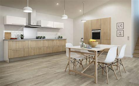 cuisine yorkaise les cuisines en bois le retour au naturel inspiration