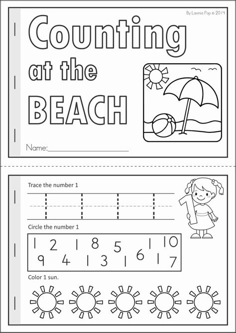 Image Result For Beach Worksheets For Preschool  Day At The Beach  Pinterest Kindergarten