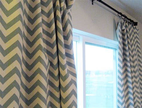 sew drapes tutorial how to sew lined curtains the inspired room