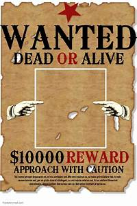 copy of wanted postermywall With wanted dead or alive poster template free