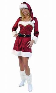 Déguisement Mère Noel Femme : deguisement mere noel ~ Melissatoandfro.com Idées de Décoration