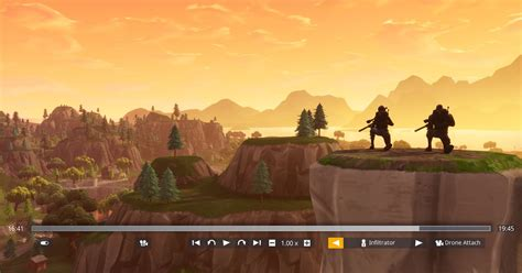 fortnite battle royales  built  replay tools