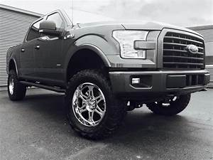 2015 Ford F150 With 6 U0026quot  Lift And Fox Shocks  35 U0026quot  Off Road