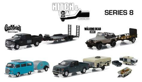 green light toys greenlight hitch and tow series 8 master