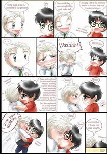 I ship Drarry. I do. I am not afraid. I will go down with ...