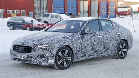 Looking for more second hand cars? 2021 Mercedes-Benz C-Class Spy Shots Photo Gallery | Autoblog